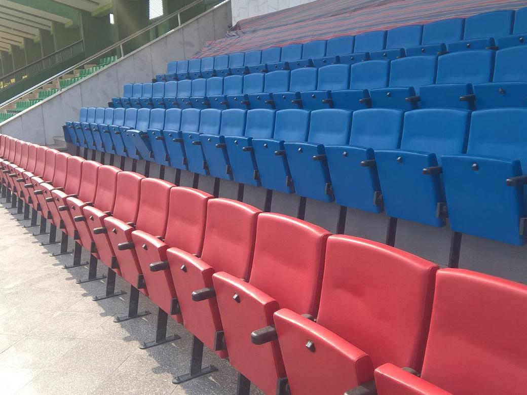 Daplast Stadium Seatings And Metallic Bleachers
